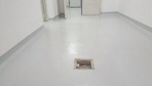 Izveden poliuretan-cementni tlak