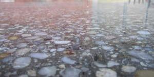 poliran beton