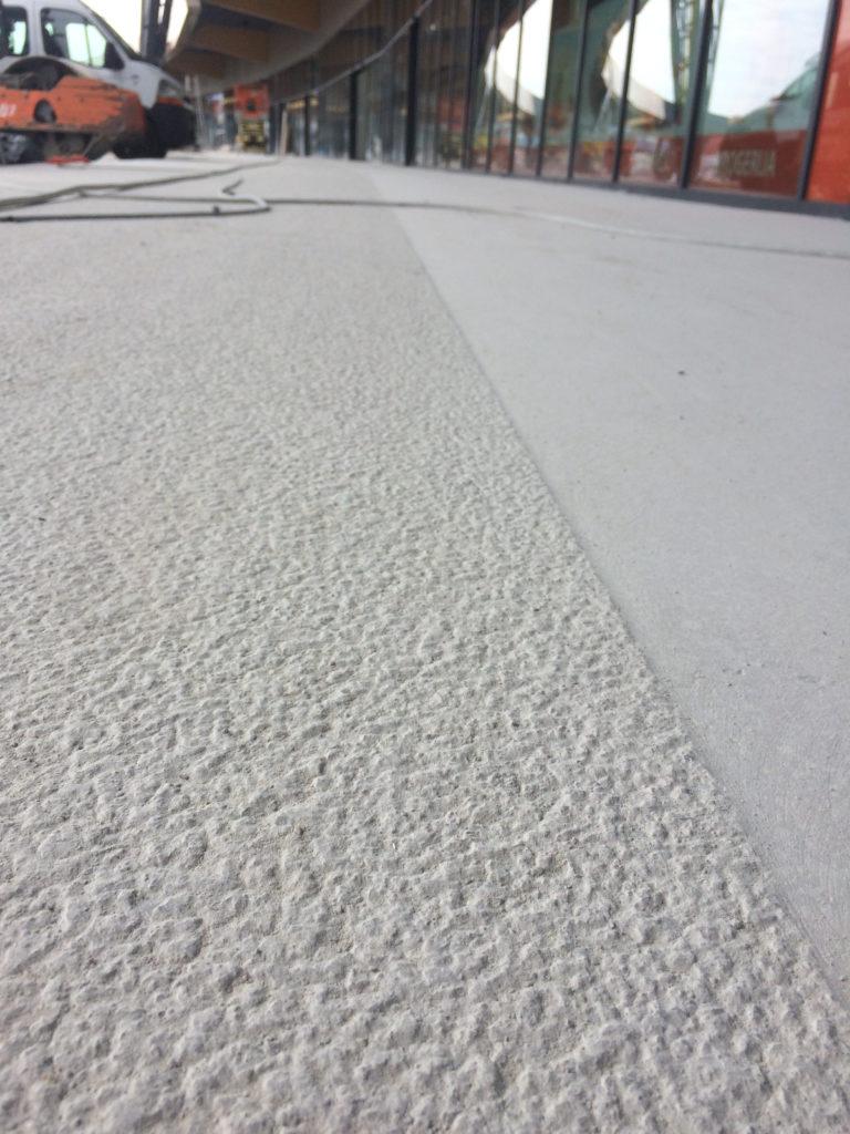 Štokan beton in brušen beton