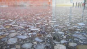 poliran betonski tlak