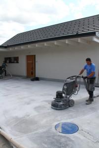 Dekorativni beton – štokanje