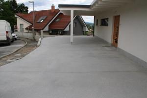 štokan beton za zunanje površine